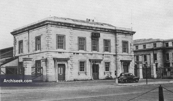 1852 – Cork & Bandon Railway Station, Albert Quay, Cork