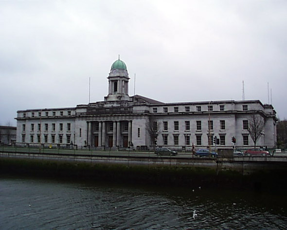 1936 – City Hall, Cork