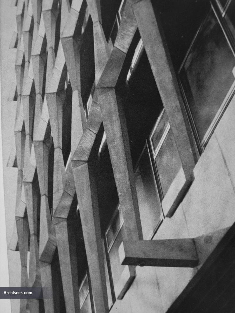 1968 – Cork County Hall