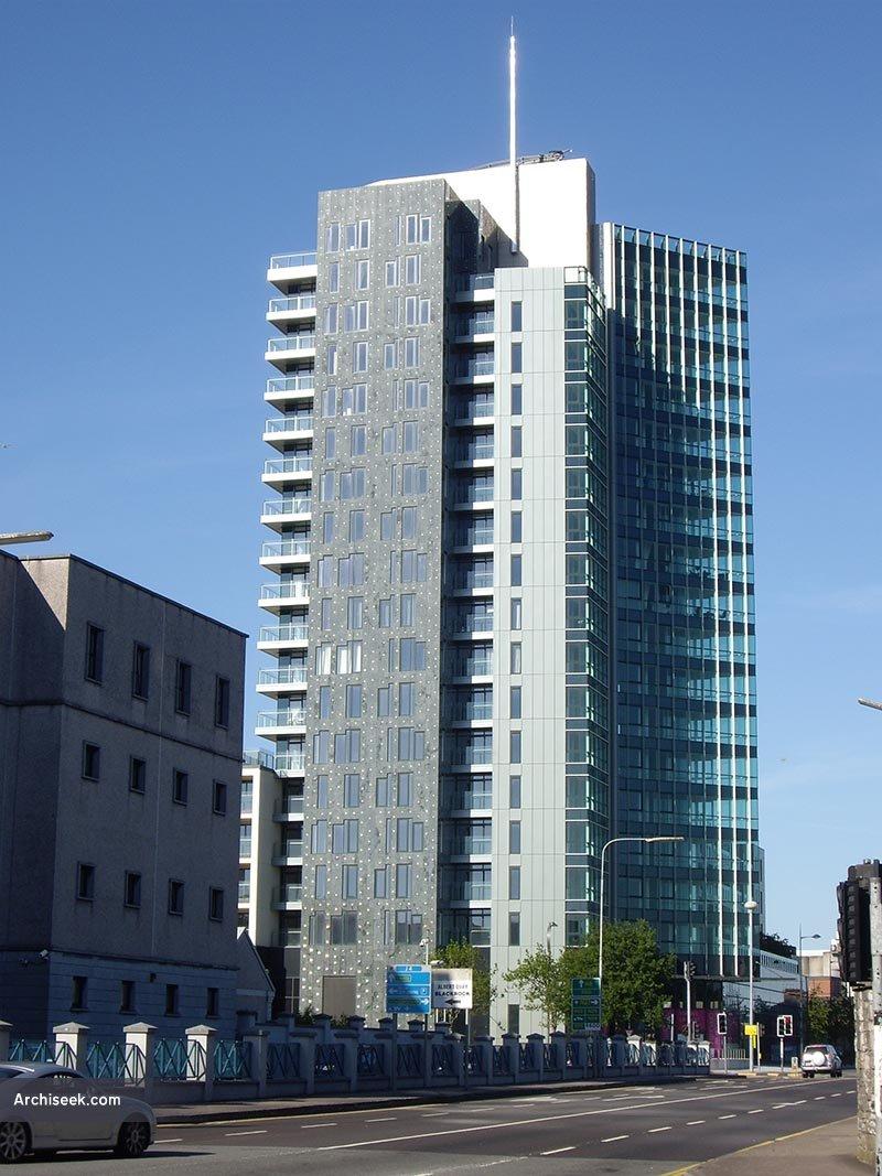 2008 – The Elysian, Eglinton St., Cork