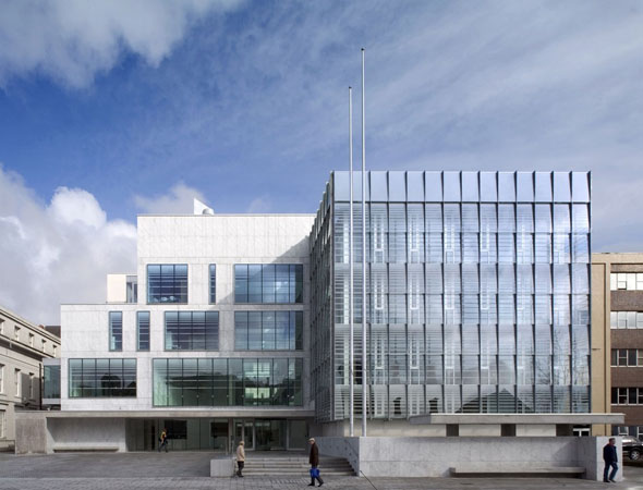2007 – Cork City Council Civic Offices