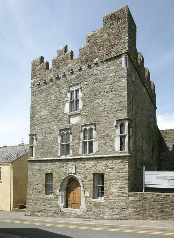 1500 – Desmond Castle, Kinsale, Co. Cork