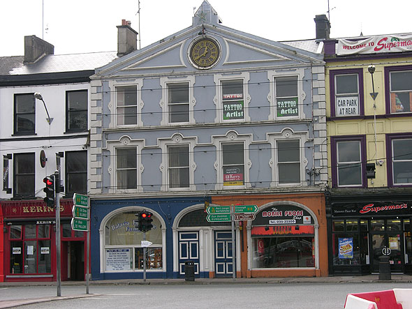 1908 – Commercial Building, Pearse Square, Fermoy, Co. Cork
