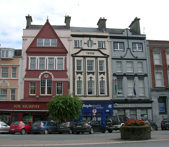 1908 &#8211; Commercial Building, Pearse Square, Fermoy, Co. Cork