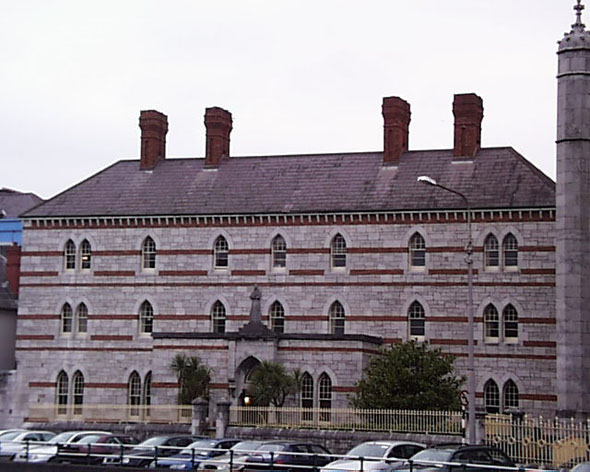 1888 &#8211; Capuchin Convent, Charlotte Quay, Cork