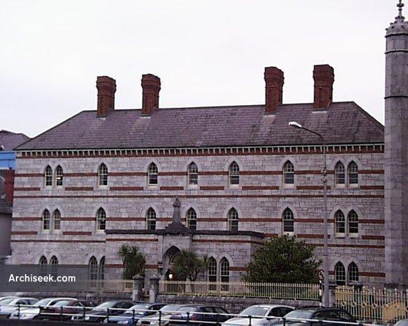 1888 – Capuchin Convent, Charlotte Quay, Cork