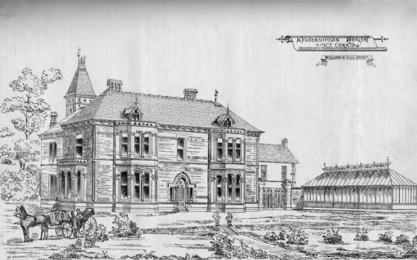 1872 &#8211; Kilmaloda House, Timoleague, Co. Cork