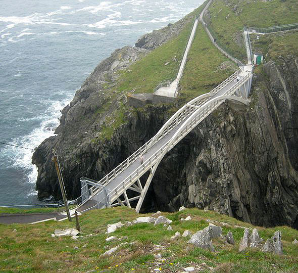 2011 – Mizen Head Footbridge, Co. Cork