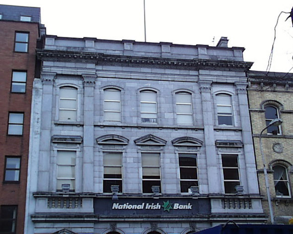 1855 – National Irish Bank, 71 South Mall, Cork