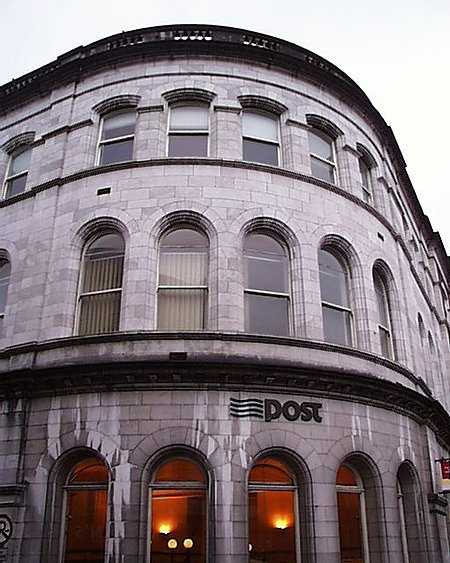 1879 – Post Office, Cork