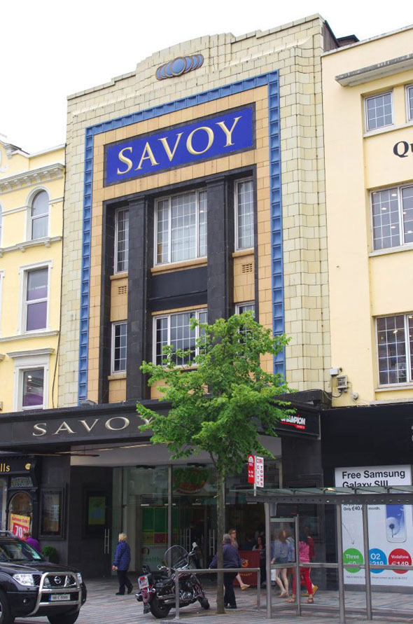 1932 – Former Savoy Cinema, Cork