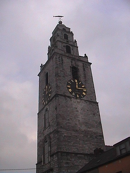 1726 – St. Anne's, Shandon, Cork