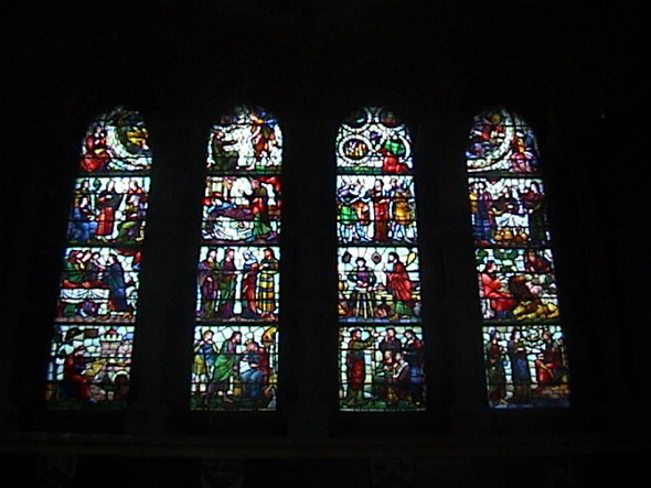 Church of Ireland launches stained glass database