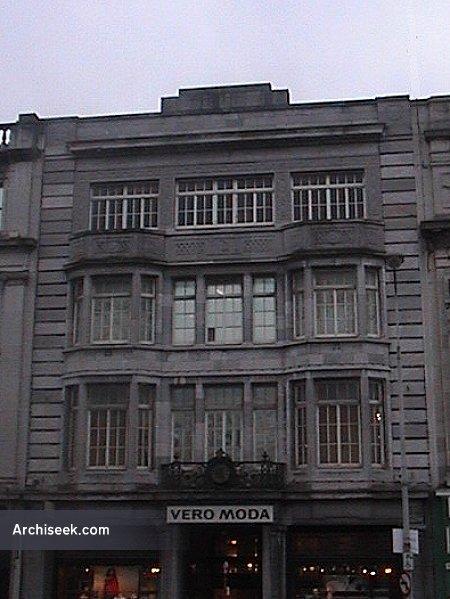 1932 – No. 32 (Vera Moda) Patrick Street, Cork