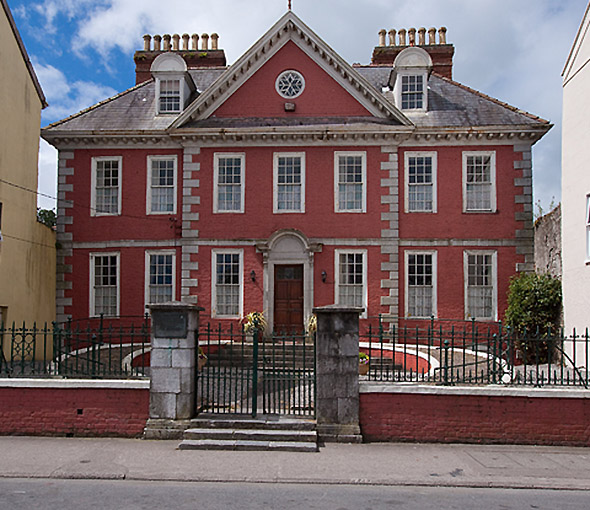 1710 – The Red House, Youghal, Co. Cork