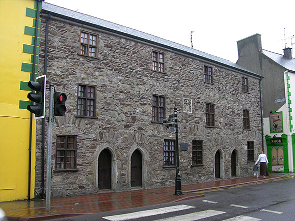 1610 &#8211; Almshouses, Youghal, Co. Cork