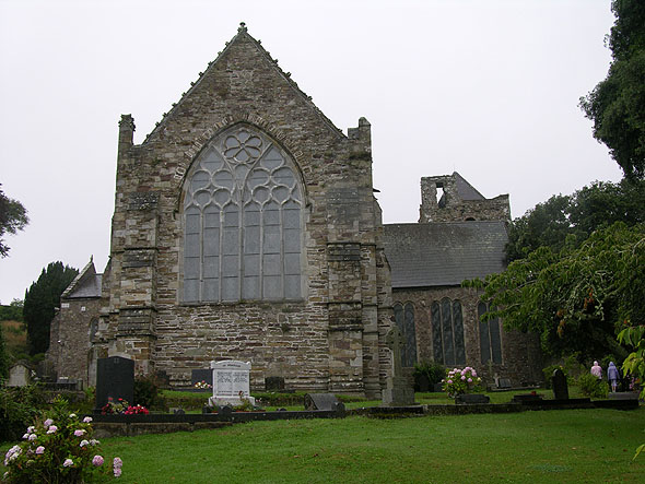 1220 – Collegiate Church of St Mary, Youghal, Co. Cork