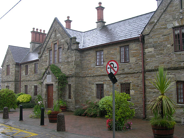 1838 – Protestant Almshouse, Youghal, Co. Cork