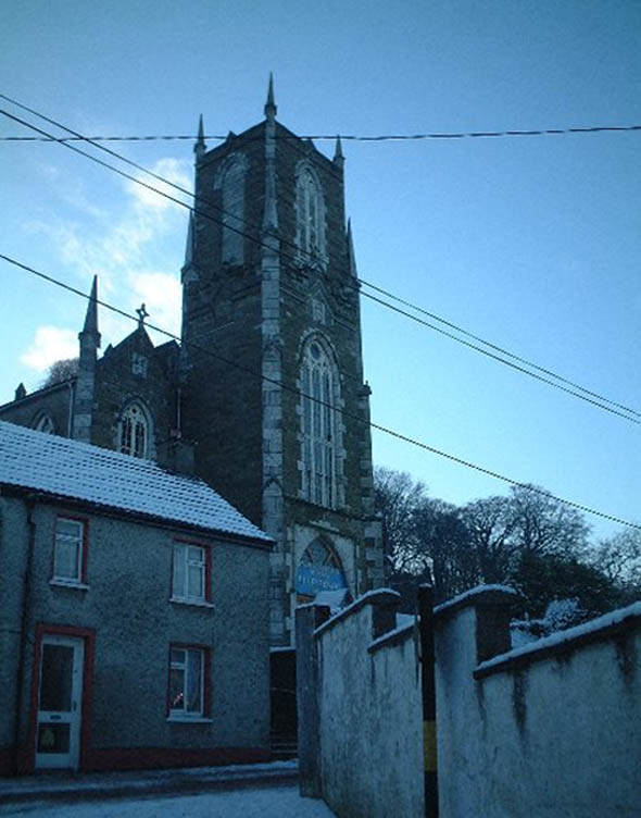 1798 – St Mary's Roman Catholic Church, Youghal, Co. Cork