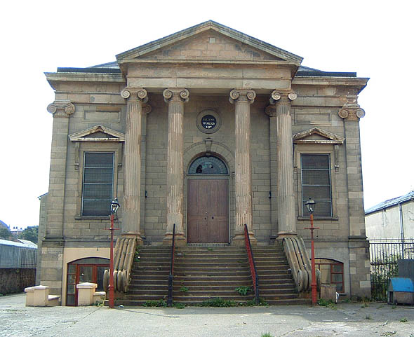 1863 &#8211; Third Presbyterian Church, Derry