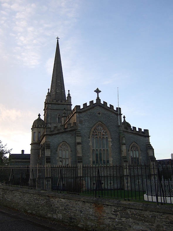 1533 – St. Columbs's Cathedral, Derry