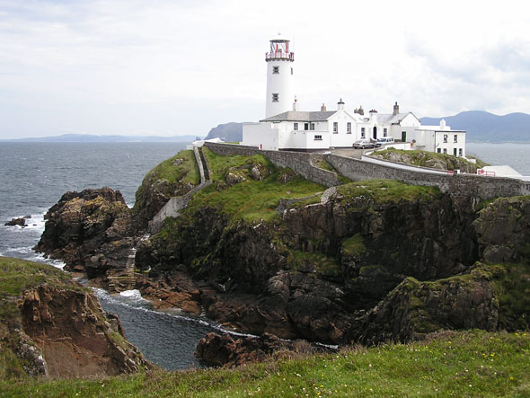 1817 &#8211; Fanad Lighthouse, Co. Donegal