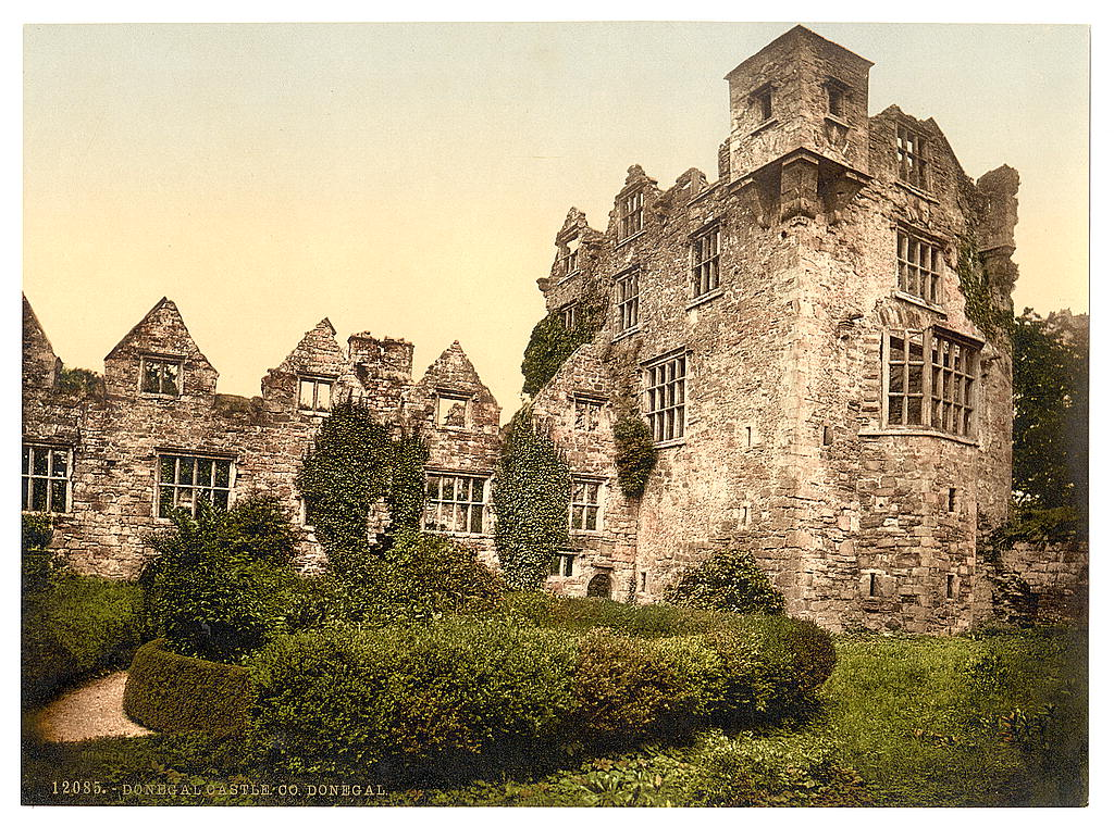 1474 – Donegal Castle,Co. Donegal