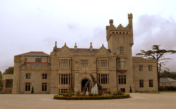 1863 &#8211; Lough Eske Castle, Co. Donegal