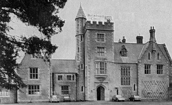 1855 &#8211; Ballyedmond Castle, Rostrevor, Co. Down