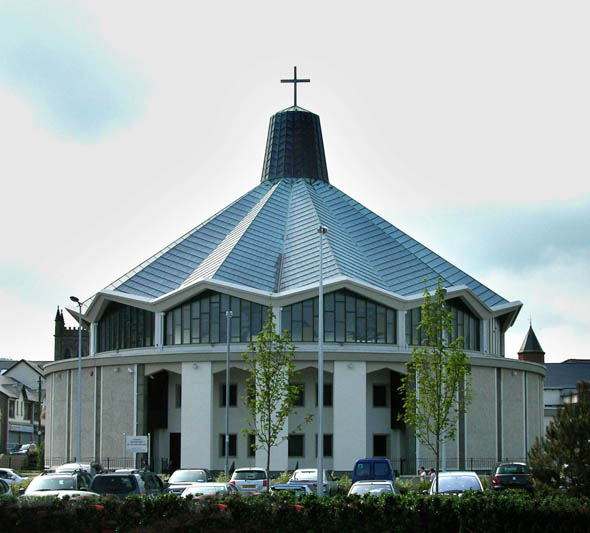 1966 &#8211; Church of Our Lady of the Assumption, Newcastle, Co. Down