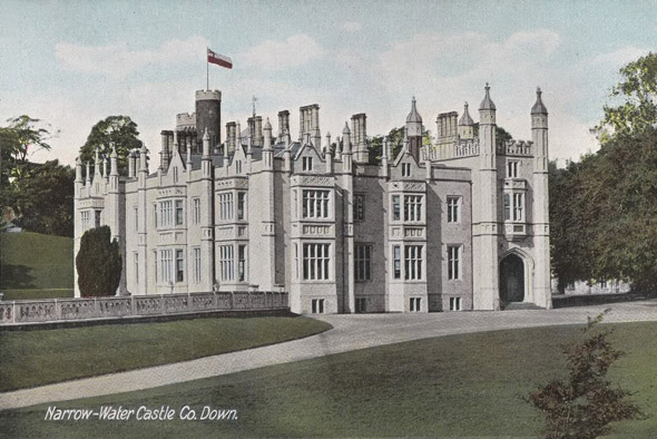 1837 – Narrow Water Castle, Warrenpoint, Co. Down