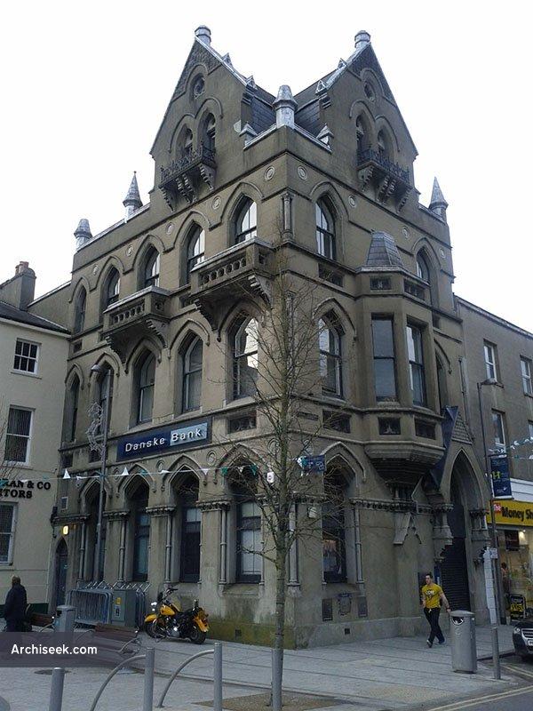 1890 – Danske Bank, Marcus Square, Newry