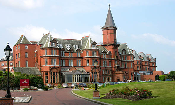 1898 &#8211; Slieve Donard Hotel, Newcastle, Co. Down