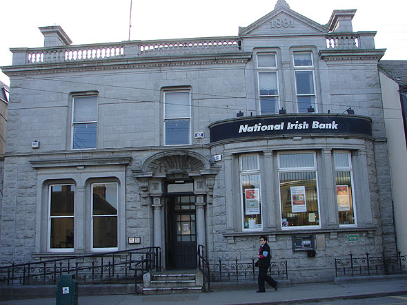 1891 &#8211; National Irish Bank, Balbriggan, Co. Dublin