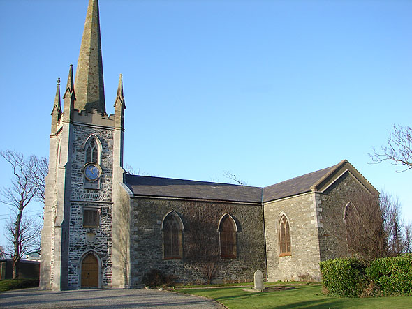 1813 &#8211; St. George&#8217;s Church of Ireland, Balbriggan, Co. Dublin