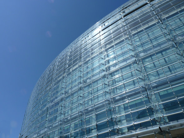 2010 – Aviva Stadium, Dublin