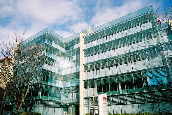 2003 &#8211; EBS, Burlington Road, Dublin