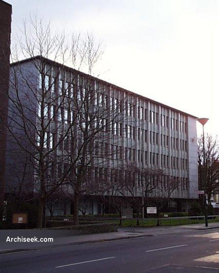1963 – Pelican House, Mespil Road, Dublin