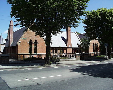 1856 – St. Stephen's Schools, Northumberland Road, Dublin