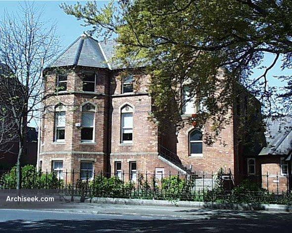1872 – Former Rectory, Clyde Road, Dublin