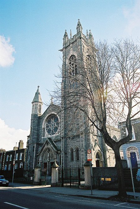 1894 – St. Mary's Church, Haddington Road, Dublin