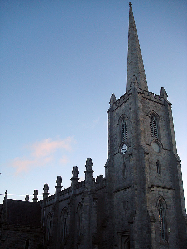 1824 &#8211; St. Philip and St. James Church, Booterstown, Co. Dublin
