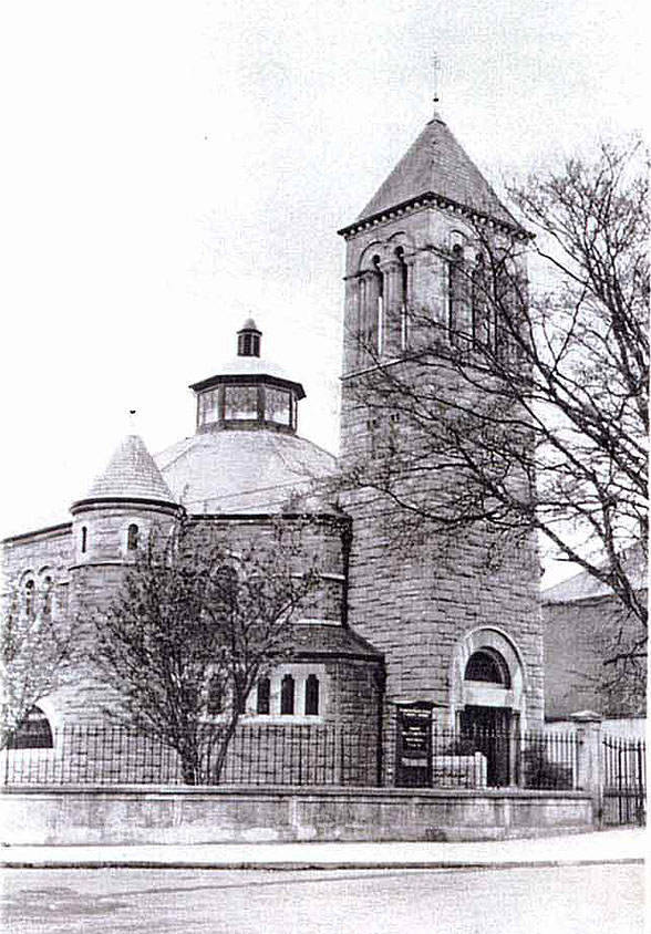 1899 – St. Andrew's Presbyterian Church, Blackrock, Co. Dublin