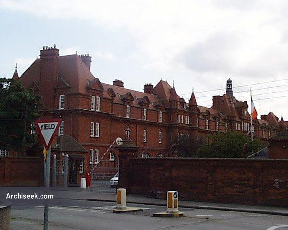 1891 – McKee Barracks, Blackhorse Avenue, Dublin