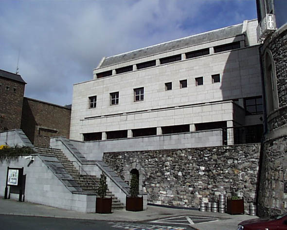 1989 – International Conference Centre, Dublin Castle
