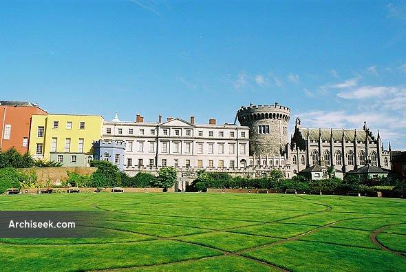 1830 – Garden Front, Dublin Castle