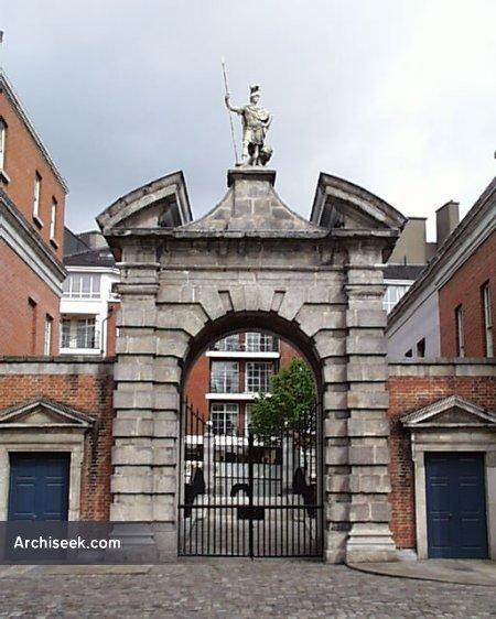 1720 in architecture