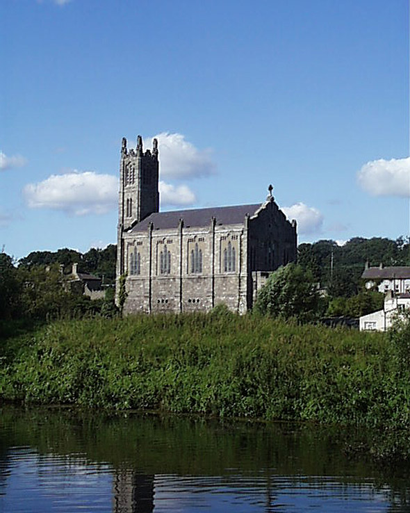 1845 &#8211; Church of The Navity, Chapelizod, Co. Dublin