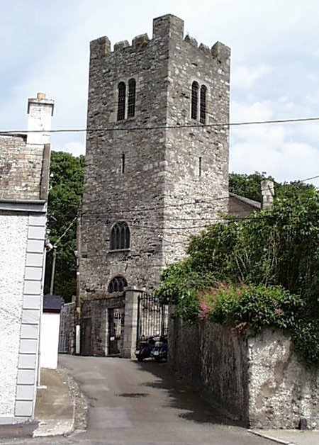1832 – St. Laurence's Church of Ireland, Chapelizod, Co. Dublin