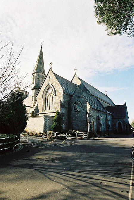 1862 &#8211; Immaculate Conception Church, Clondalkin, Co. Dublin